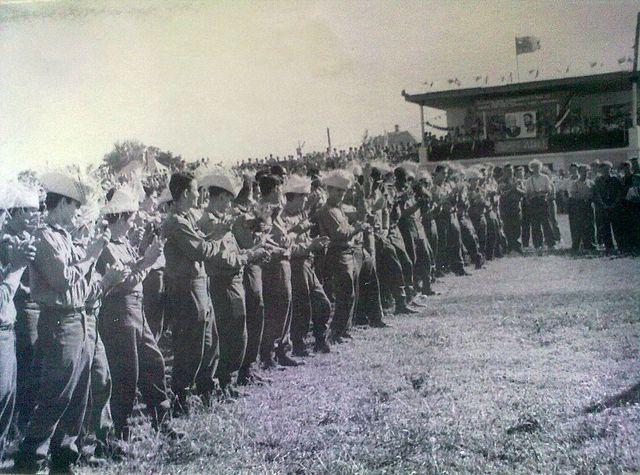 Золотоніський центральний стадіон 1961 03