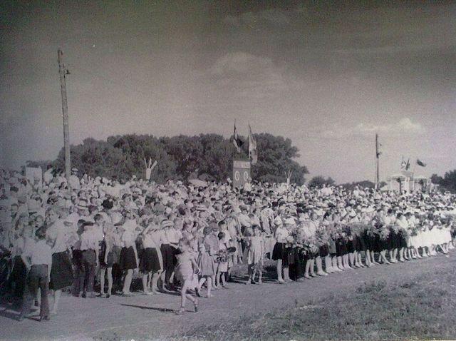 Золотоніський центральний стадіон 1961 04