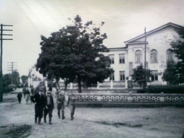 Золотоноша ветеринарний технікум 1958