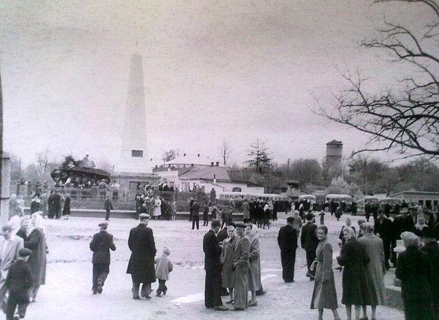 Золотоноша 1 травня 1962 року