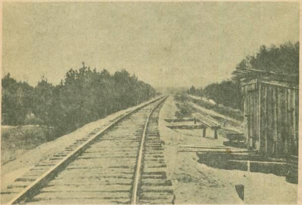 Залізнична ділянка Золотоноша-Ліпляве, 1944 рік