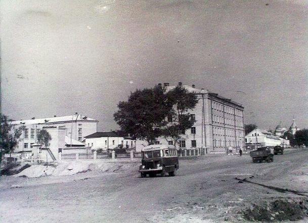 Золотоноша 1961