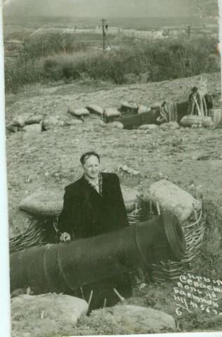 Скляренко у Криму 1956