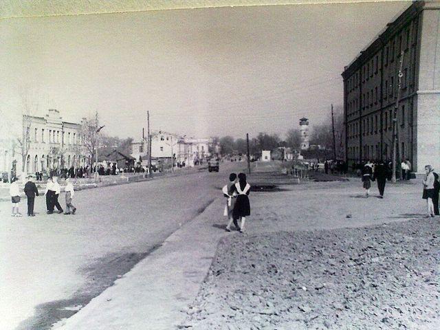Золотоноша вулиця Шевченка 1963 01