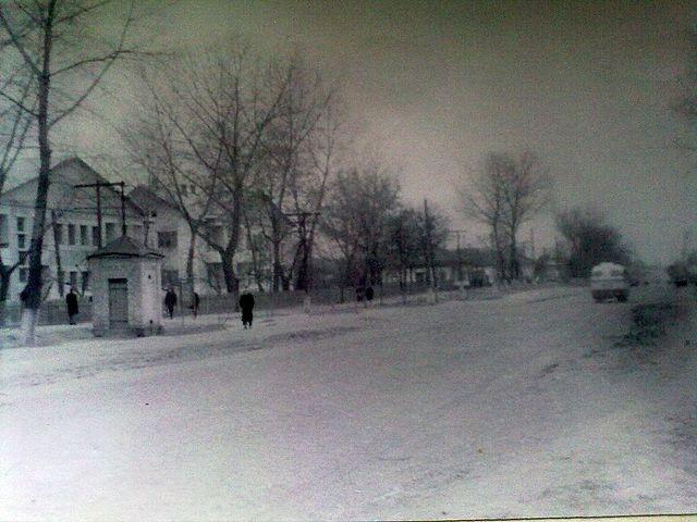 Золотоноша вулиця Шевченка 1963 04