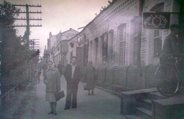 Золотоноша вулиця Шевченка 1963 05