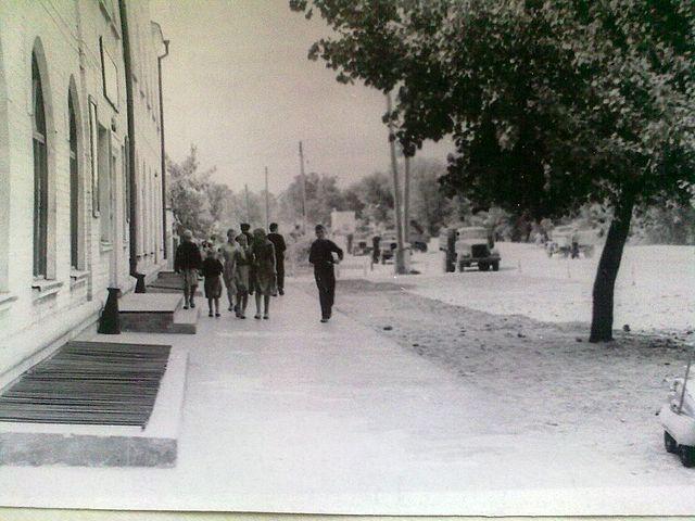Золотоноша вулиця Шевченка 1963 08