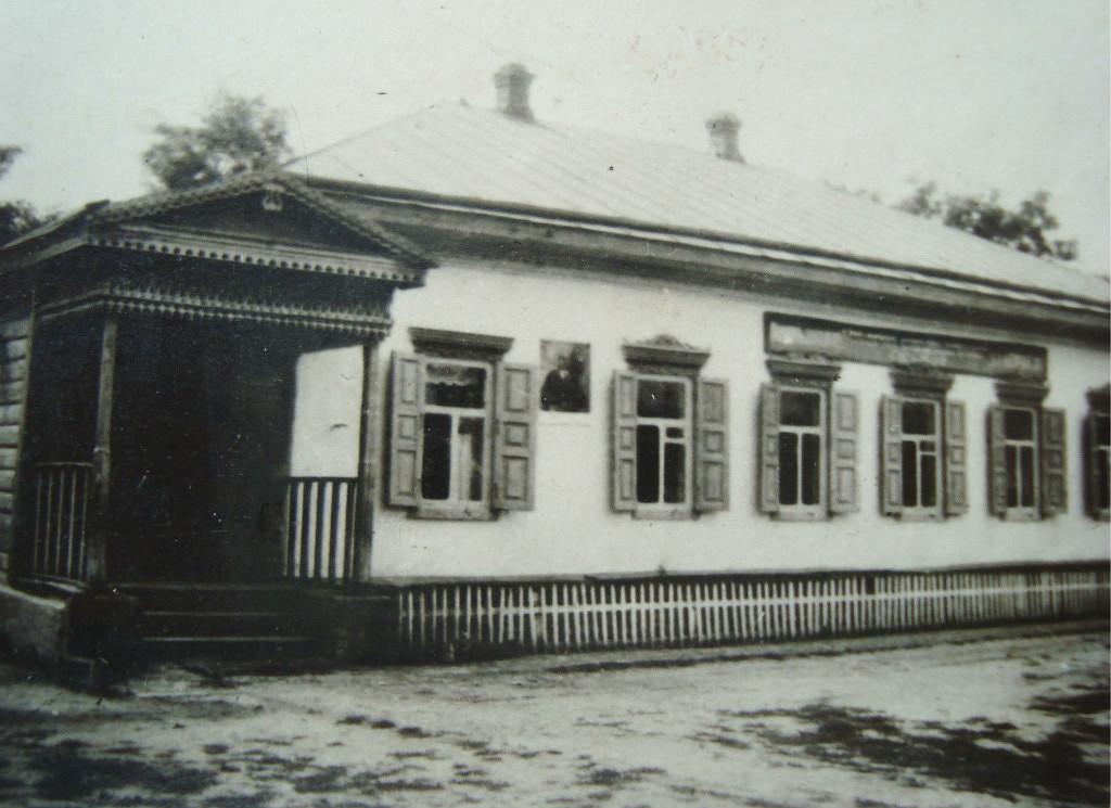 антипівська школа 1969